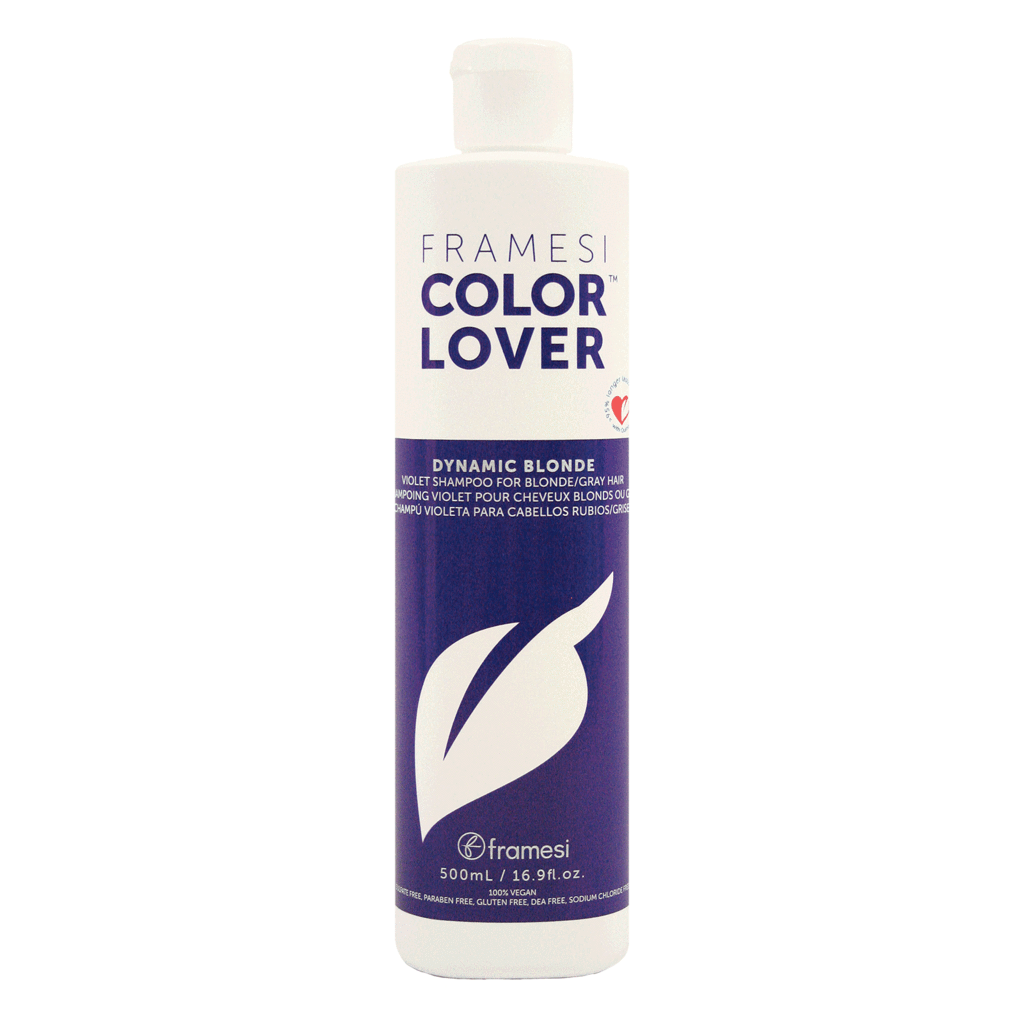 Framesi Color Lover Dynamic Blonde Shampoo 16.9 fl. oz.