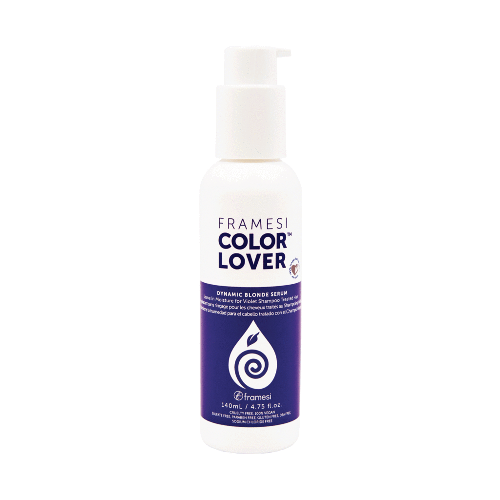 Framesi Color Lover Dynamic Blonde Serum 5.1 fl. oz.
