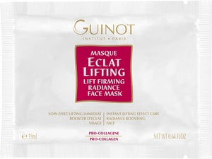 Guinot Lift Firming Radiance Face Mask 4 sachets 19ml