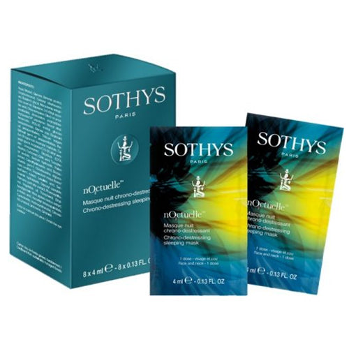 Sothys Noctuelle Chrono-destressing sleeping mask 8x 4ml