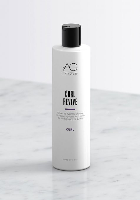 AG CURL REVIVE Sulfate-Free Hydrating Shampoo 296ml