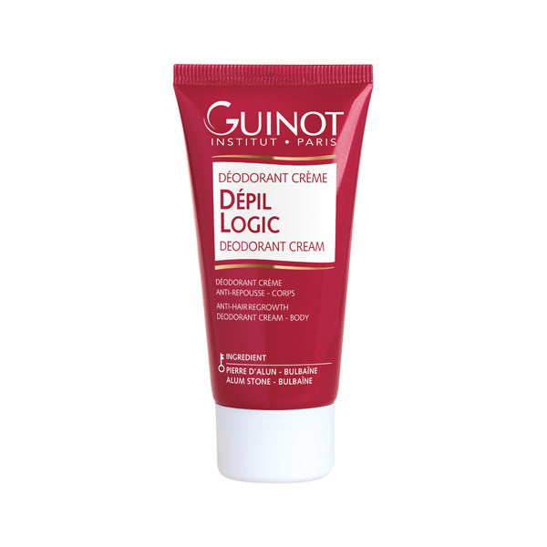 Guinot Depil Logic Deodorant Cream 50ml