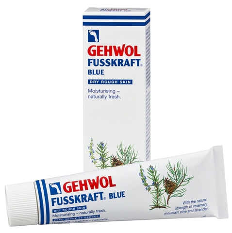 GEHWOL FUSSKRAFT BLUE - DRY, ROUGH SKIN