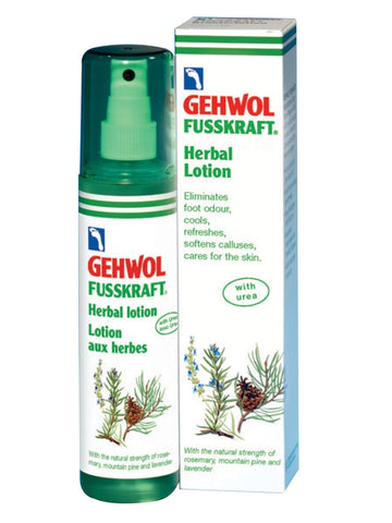GEHWOL FUSSKRAFT HERBAL LOTION SPRAY 150ml