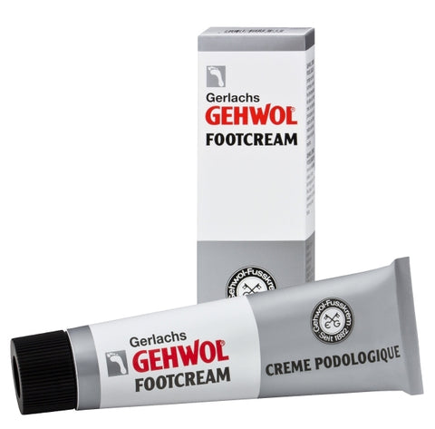 GEHWOL GERLACHS FOOT CREAM 75 ML