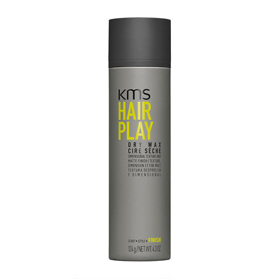 KMS HAIRPLAY DRY WAX 124 g