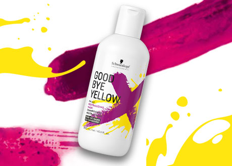 Schwarzkopf GOODBYE YELLOW Neutralizing Wash