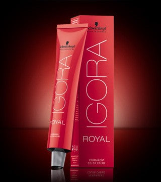 SCHWARZKOPF IGORA ROYAL Permanent Color Creme