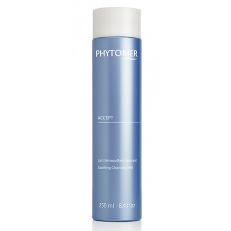 PHYTOMER ACCEPT SOOTHING CLEANSING MILK 250ML