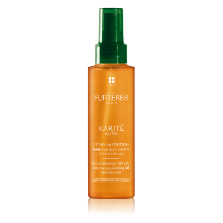 RENE FURTERER KARITE INTENSE NOURISHING OIL 100ML