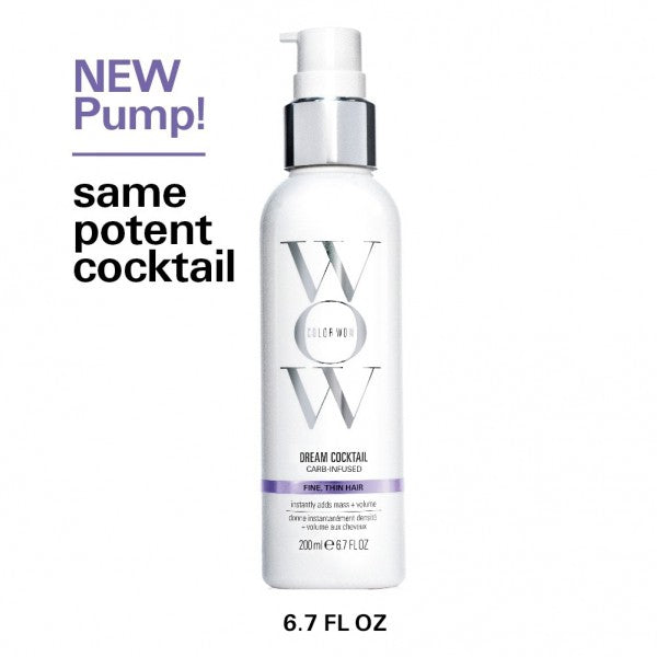 WOW DREAM COCKTAIL Carb-infused 200 ml