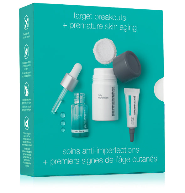 Dermalogica  Clear and Brightening Kit