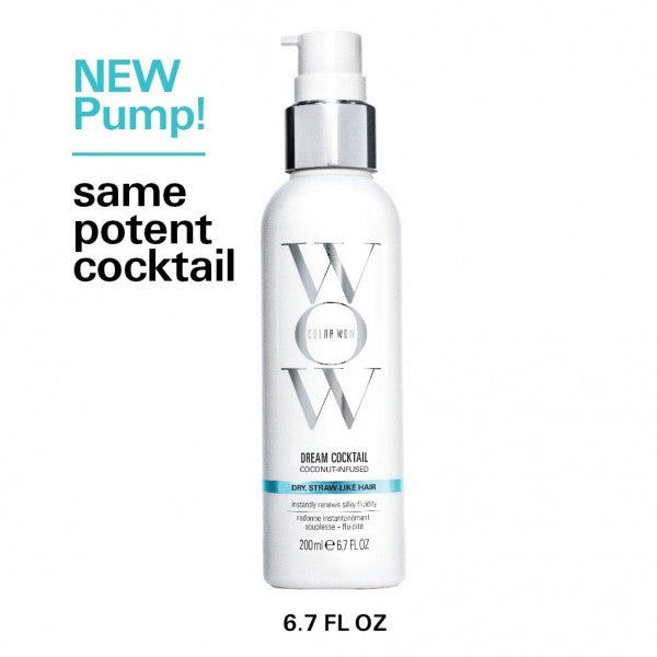 WOW DREAM COCKTAIL Coconut-infused 200 ml