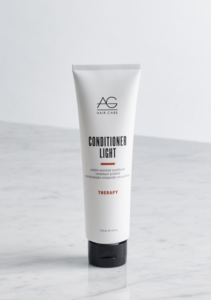 AG CONDITIONER LIGHT Protein-Enriched Conditioner 178ml