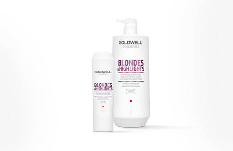 GOLDWELL ANTI-YELLOW CONDITIONER