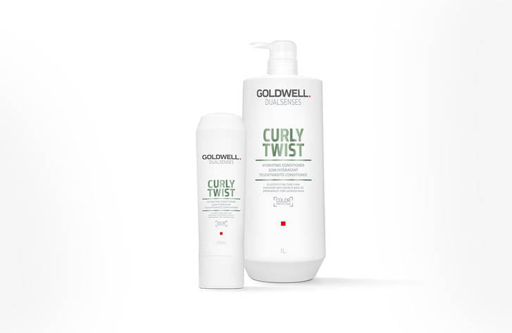 GOLDWELL CURLY TWIST HYDRATING CONDITIONER
