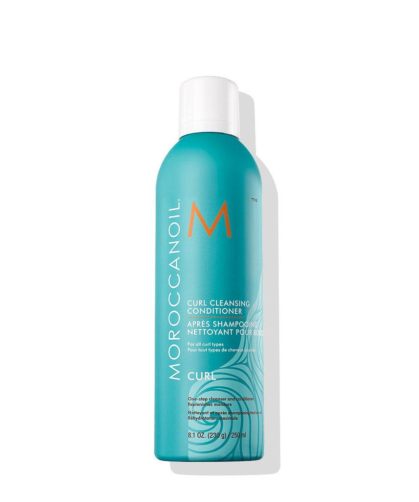 MOROCCAN OIL CURL CLEANSING CONDITIONER