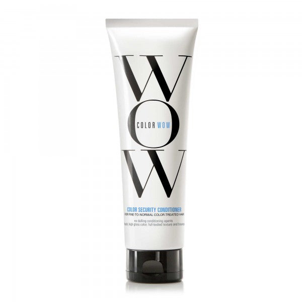 WOW COLOR SECURITY CONDITIONER Fine To Normal Hair 8.4 OZ