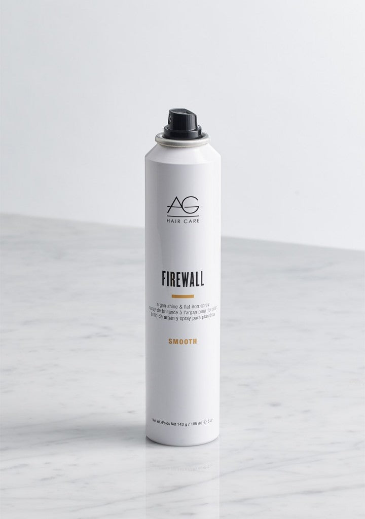 AG FIREWALL Argan Shine & Flat Iron Spray 143g