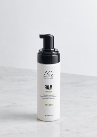 AG FOAM Weightless Volumizer 148ml