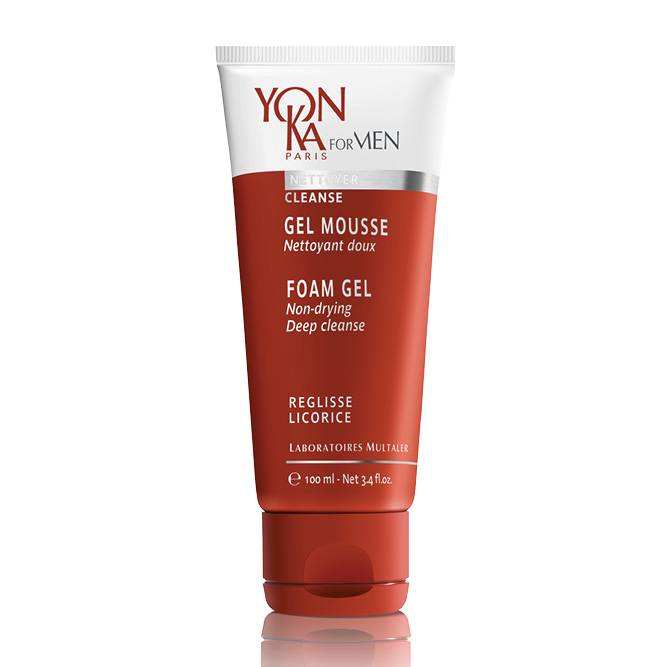 YonKa Men - Foam Gel 100ml