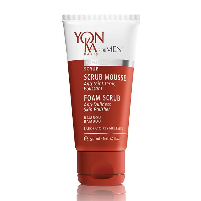 YonKa Men- Foam Scrub 50ml