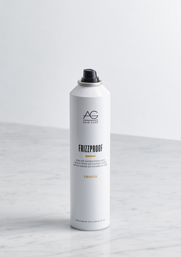 AG FRIZZPROOF Argan Anti-Humidity Finishing Spray 227g