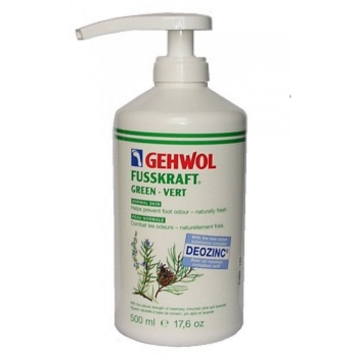 GEHWOL FUSSKRAFT GREEN
