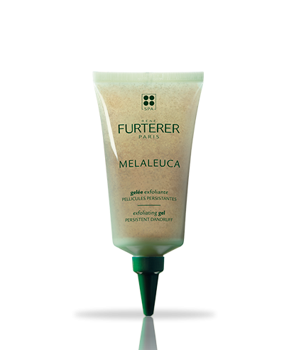 RENE FURTERER MELALEUCA LOOSE DANDRUFF, EXFOLIATING GEL 75ML