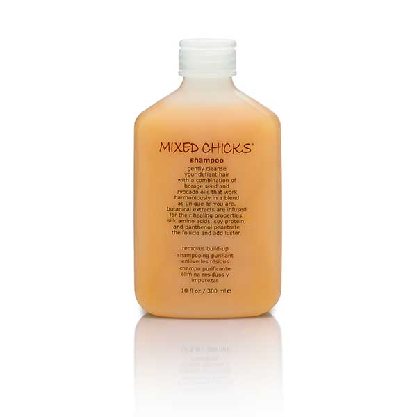 Mixed Chicks Shampoo (10oz / 300ml)