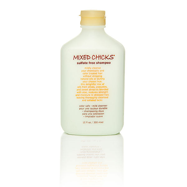 Mixed Chicks Sulfate Free Shampoo (10oz / 300ml)