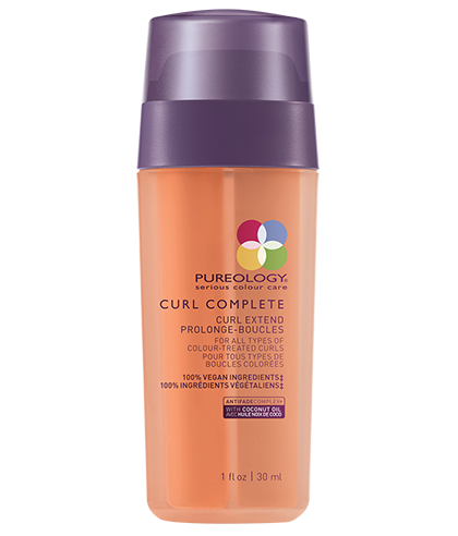 PUREOLOGY CURL COMPLETE CURL EXTEND TREATMENT STYLER 30ML