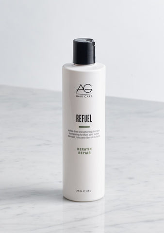 AG REFUEL Sulfate-Free Strengthening Shampoo 236ml