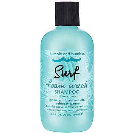 BUMBLE AND BUMBLE Surf Foam Wash Shampoo 8.5 oz/ 250 mL