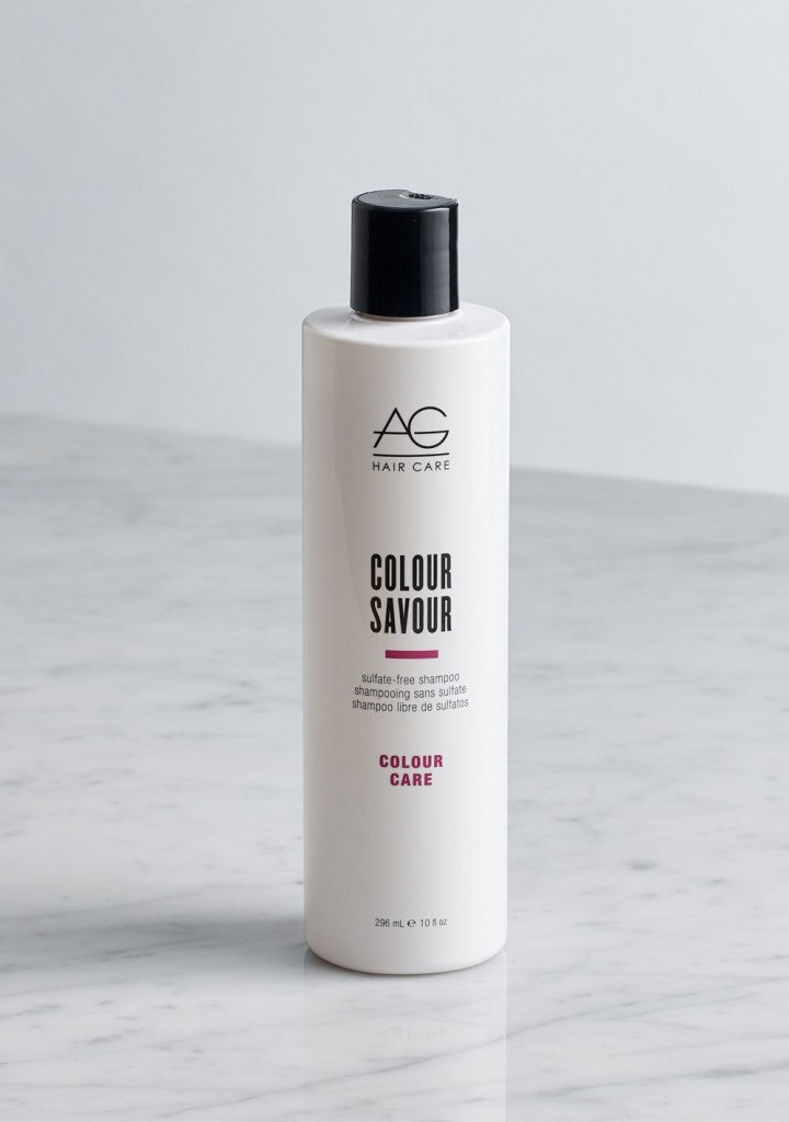 AG COLOR SAVOUR Sulfate-Free Shampoo 296ml