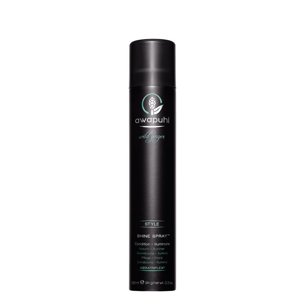 AWAPUHI WILD GINGER Shine Spray 125ML