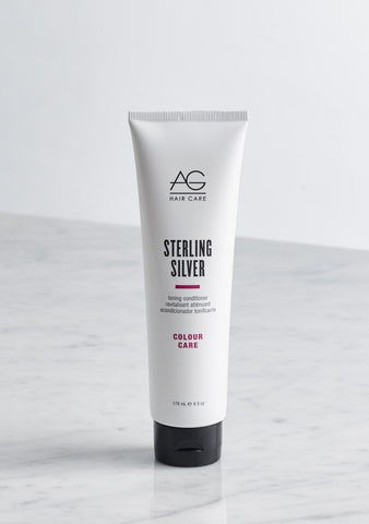 AG STERLING SILVER Toning Conditioner 178ml