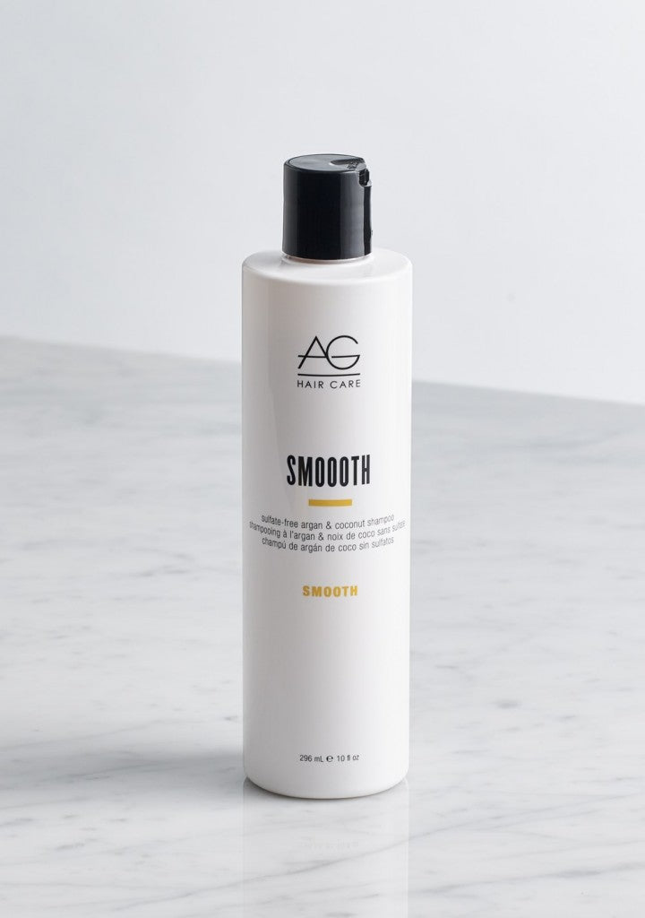 AG SMOOOTH Sulfate-Free Argan & Coconut Shampoo 296ml
