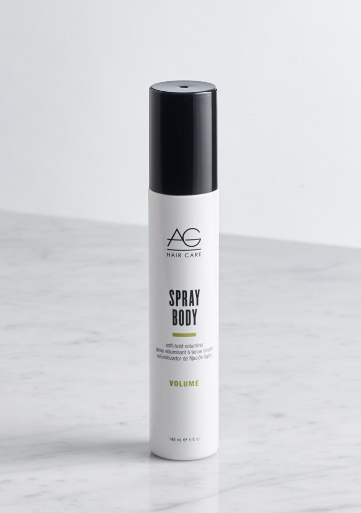 AG SPRAY BODY Soft-Hold Volumizer 148ml