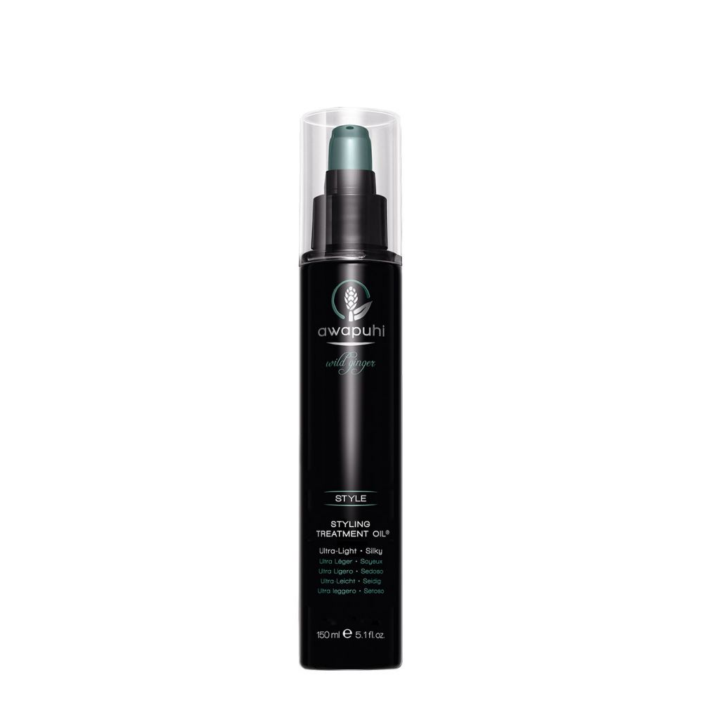 AWAPUHI WILD GINGER Styling Treatment Oil 150ML