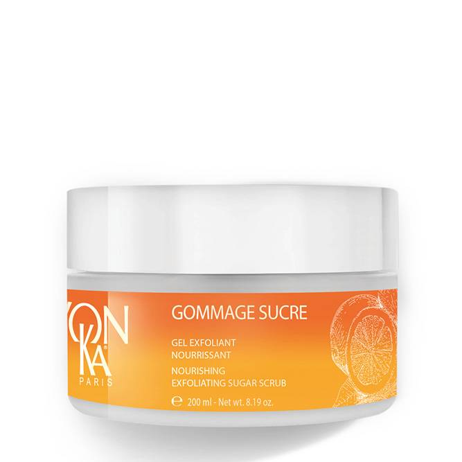 YonKa Gommage Sucre (Mandarin/Sweet Orange)  200ml