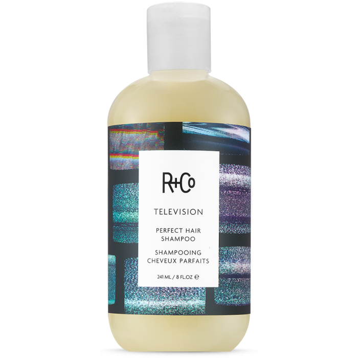 R+CO TELEVISION PERFECT HAIR SHAMPOO 8 FL. OZ.