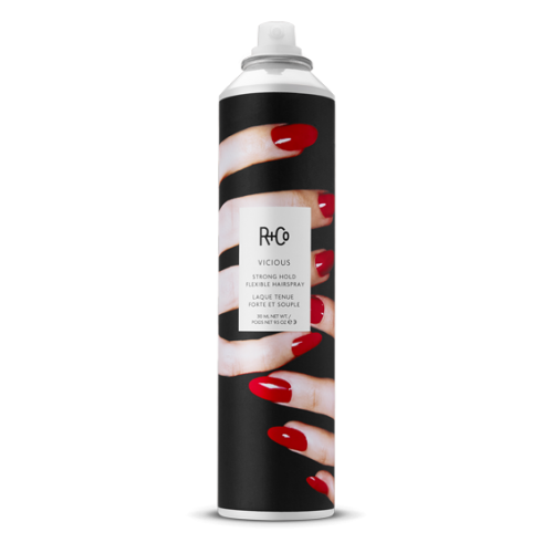 R+CO VICIOUS STRONG HOLD FLEXIBLE HAIRSPRAY 9.5 OZ.