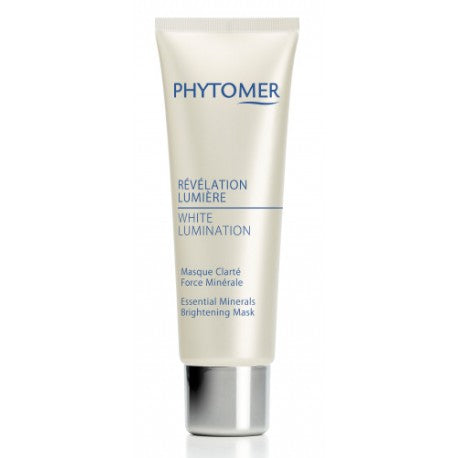 PHYTOMER WHITE LUMINATION ESSENTIAL MINERALS BRIGHTENING MASK 50ML