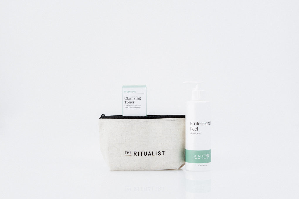The Glycolic Peel Add-on