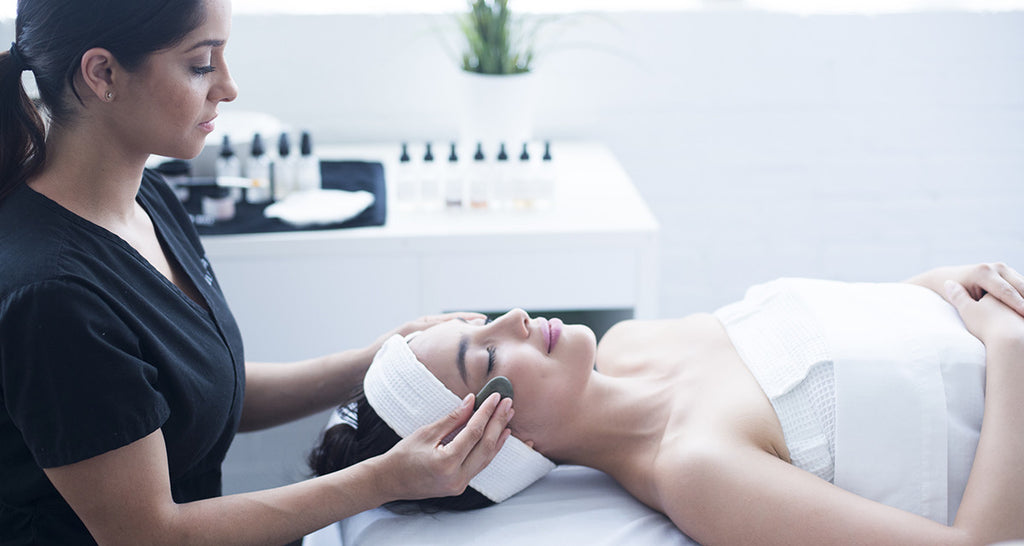 New york facial treatment