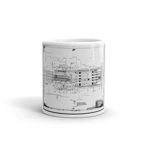 Shippingport Reactor Components - Mug