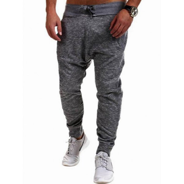 Joggers - Grey - Men's Clothing Store