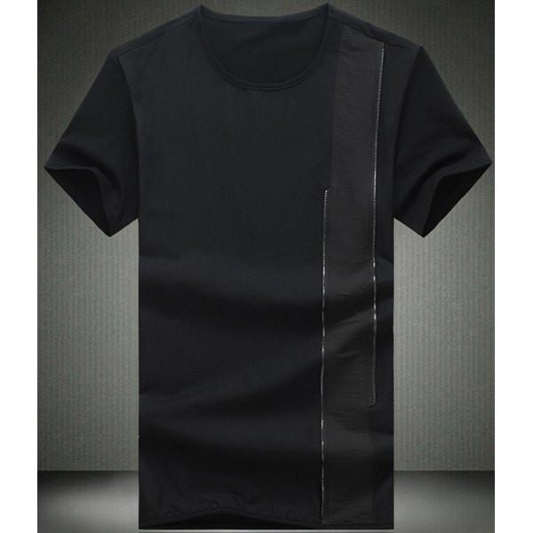 Men's Tee - Black - Streetstyle shirt - Men's Clothing
