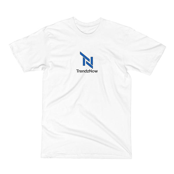 Men's White T-Shirt - TrendzNow Gear